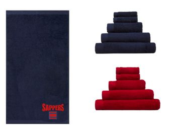 Sappers /TRF Bath Towel